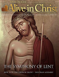 Alive In Christ, Issue 1, 2017