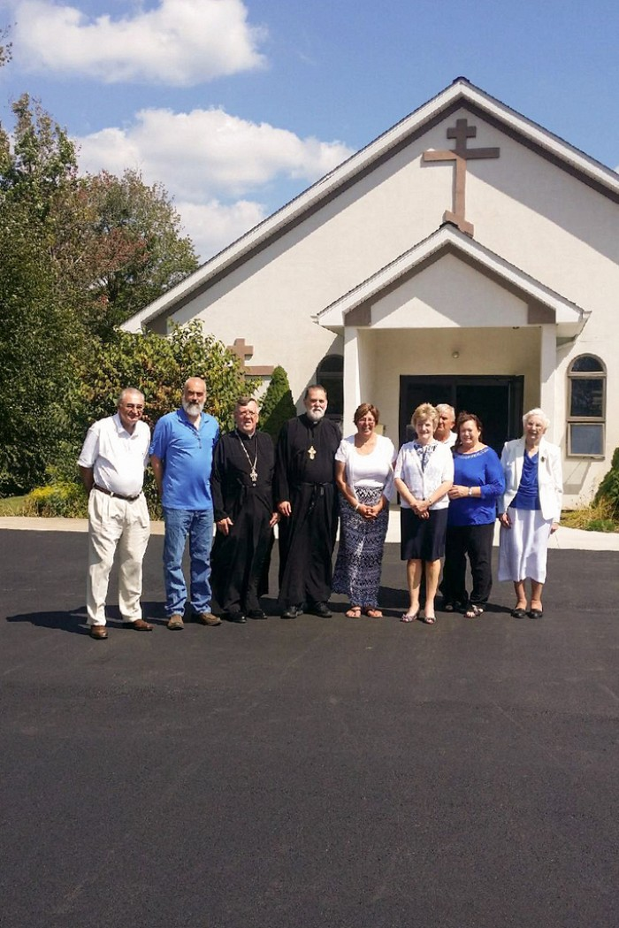 Diocese of Eastern Pennsylvania - Major Project Completed