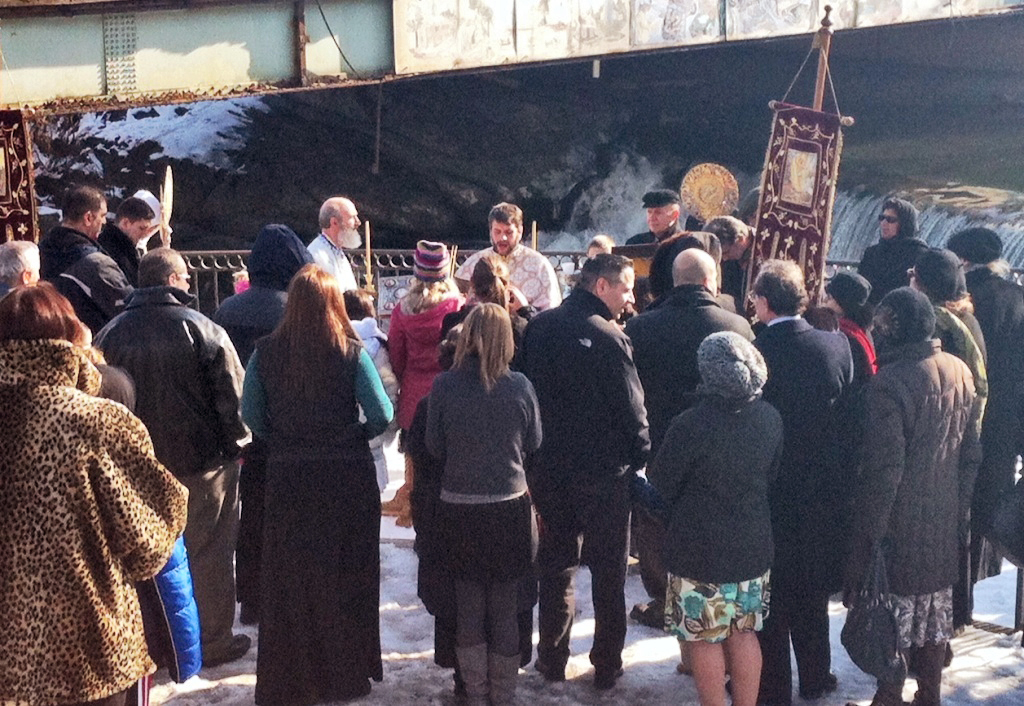 Diocese Of Eastern Pennsylvania Blessing Of The Waters